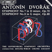 Symphonies Nos. 7 and 8 by Antonin Dvorak