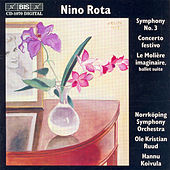 Symphony No. 3/Concerto Festivo/Le Moliere Imaginaire - Ballet Suite by Nino Rota