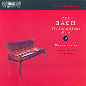 Solo Keyboard Music, Vol.  9 by Carl Philipp Emanuel Bach
