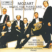 Music For Piano And Wind Quintet by Wolfgang Amadeus Mozart