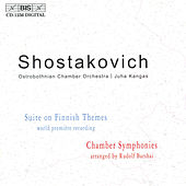 Suite On Finnish Themes/Symphony For Strings/Chamber Symphony by Dmitri Shostakovich