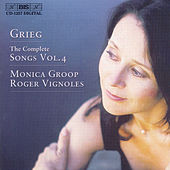 Complete Songs, Vol. 4 by Edvard Grieg