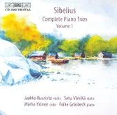 Complete Piano Trios, Vol. 1 by Jean Sibelius