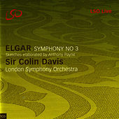 Symphony No. 3: Sketches Elaborated By Anthony Payne by Edward Elgar