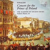 Concert For The Prince Of Poland by Antonio Vivaldi