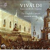 Concertos For The Emperor by Antonio Vivaldi