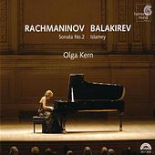 Sonata No. 2/Balakirev: Islamey by Sergei Rachmaninov