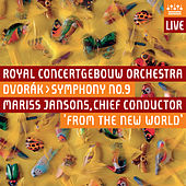 Symphony No. 9 by Antonin Dvorak