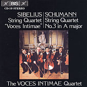 String Quartet In D Minor, Op. 56 / Schumann: String Quartet No. 3 In A Major, Op. 41/3 by Jean Sibelius