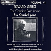 Grieg: Complete Piano Music, Vol. 6 by Edvard Grieg