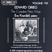Complete Piano Music, Vol. 8 by Edvard Grieg