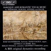 Baroque And Romantic Vocal Music by Various Artists