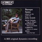 Baroque Guitar Suites by Various Artists