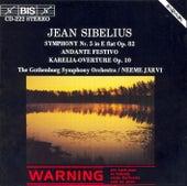 Symphony No. 5/Karelia Overture / Andante Festivo by Jean Sibelius