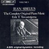 Complete Original Piano Music, Vol. 5 by Jean Sibelius