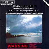 Symphony No. 2 In D Major, Op. 43 / Romance In C Major, Op. 42 by Jean Sibelius