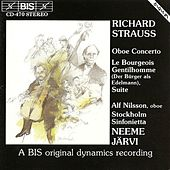 Oboe Concerto/Das Burger Als Edelmann Orchestersuite by Richard Strauss