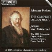 Complete Organ Music by Johannes Brahms