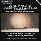 Symphony No. 4/Lieutenant Kije, Op. 60 by Sergey Prokofiev
