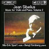Music For Violin And Piano, Vol. 2 by Jean Sibelius
