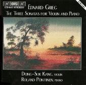Violin Sonatas Nos. 1-3 by Edvard Grieg