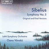 Symphony No. 5 (Original and Final Versions) by Jean Sibelius