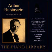 Recordings 1928 - 1947 by Arthur Rubinstein