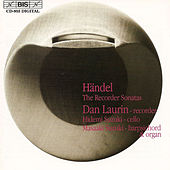 HANDEL: Recorder Sonatas (The) by George Frideric Handel