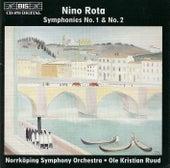 ROTA: Symphonies Nos. 1 & 2 by Nino Rota