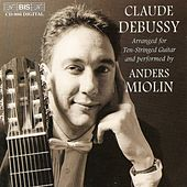 DEBUSSY: 2 Arabesques / Preludes (selections) / Pour l'egyptienne by Claude Debussy