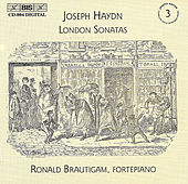 HAYDN: Piano Sonatas Nos. 59-62 by Franz Joseph Haydn