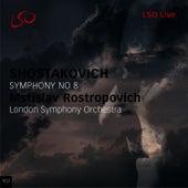 Shostakovich: Symphony No. 8 by London Symphony Orchestra