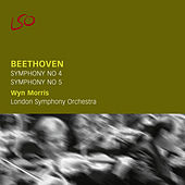 Beethoven: Symphony Nos. 4 & 5 by London Symphony Orchestra