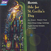 Handel: Ode For St. Cecilia's Day by George Frideric Handel