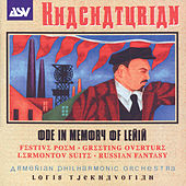 Orchestral Works/Ode In Memory Of Lenin by Aram Ilyich Khachaturian