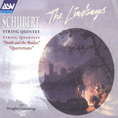 Schubert:  String Quintet & Quartet  by Franz Schubert