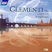 Clementi: Complete Symphonies  by Muzio Clementi
