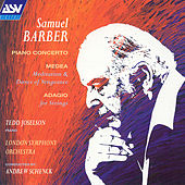 Barber: Piano Concerto  by Samuel Barber