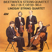 Beethoven:  String Quartet No.  7  by Ludwig van Beethoven