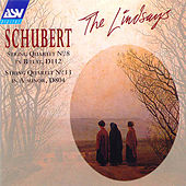 Schubert: String Quartets 8 & 13  by Franz Schubert