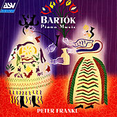 Bartok: 15 Hungarian Peasant Songs; Suite; Andante; Allegro Barbaro; 10 Easy Pieces; Rumanian Folk Dances  by Bela Bartok