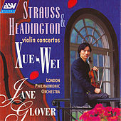Strauss & Headington Violin Concerto  by Xue-Wei