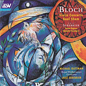 Bloch: Violin Concerto  by Bloch/ Serebrier
