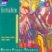 Scriabin:comp. Piano Music V.3  by Alexander Scriabin