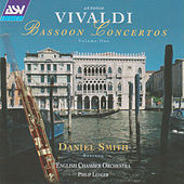 Vivaldi: Bassoon Concertos Vol. 1  by Antonio Vivaldi