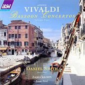 Vivaldi: Bassoon Concertos Vol.4  by Antonio Vivaldi