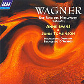 Wagner:the Ring Highlights  by Richard Wagner