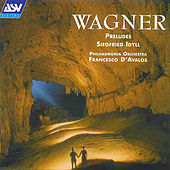 Wagner: Preludes  by Richard Wagner