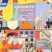 Hindemith: The Flute Music  by Various Artists