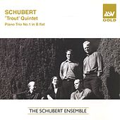 Schubert 'trout' Quintet Piano Trio No. 1 In B Flat  by Franz Schubert